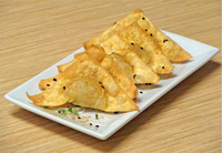 Spicy Tuna Chips Image
