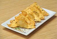 Spicy Tuna Chips