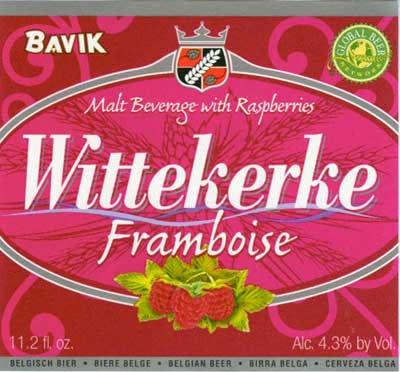 Wittekerke Framboise Image