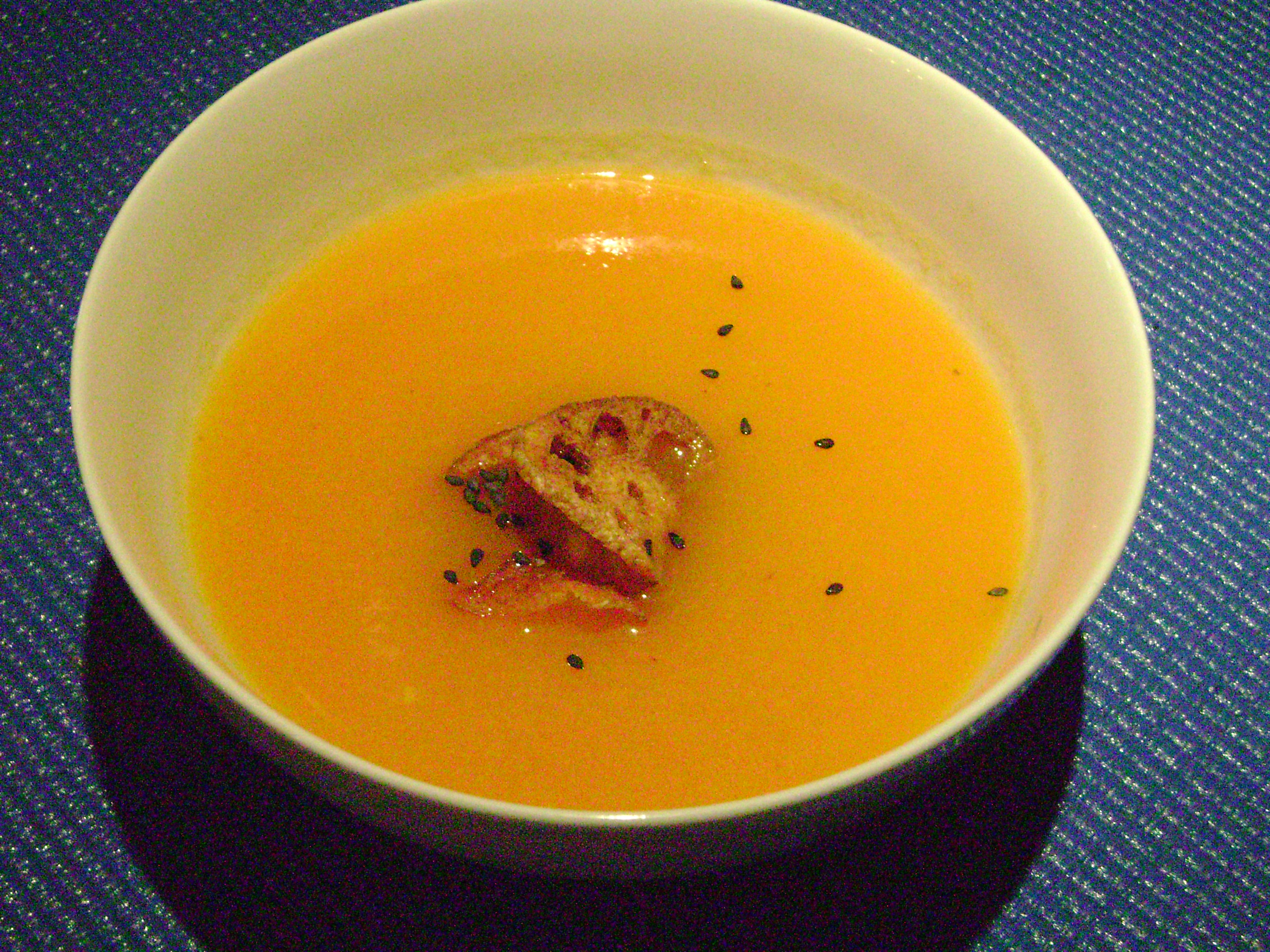 Chef's Daily Soup Creation Image