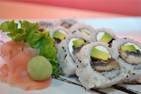 Eel Special Roll Image