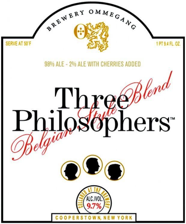 Ommegang Three Philosophers Image