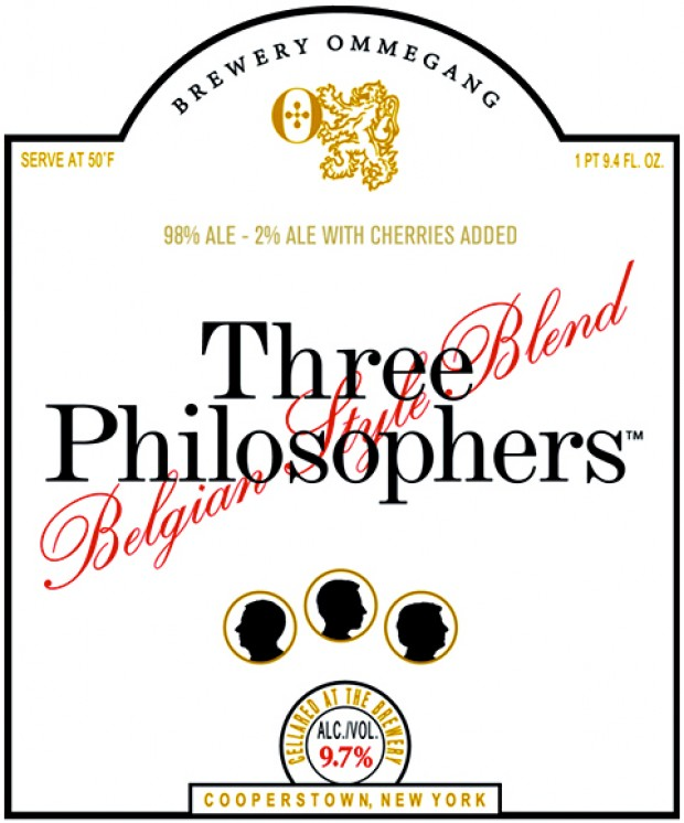 Ommegang Three Philosophers Image