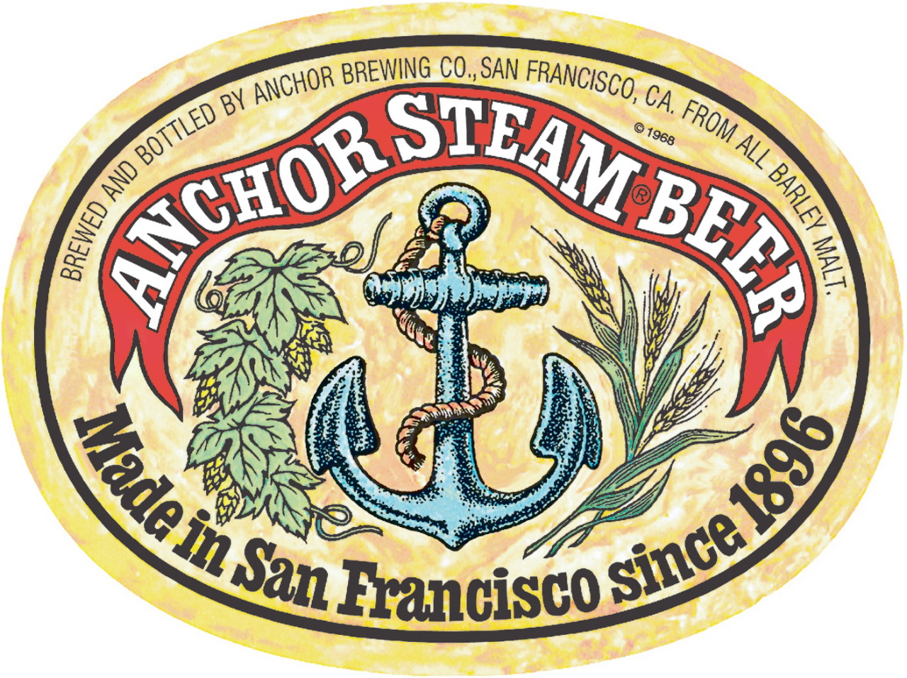 Anchor Steam Image