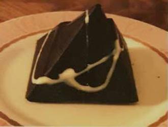 Chocolate Grand Teton Image
