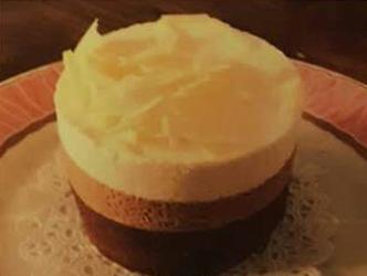 Triple Mousse Cake Image
