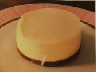 New York Cheesecake Image
