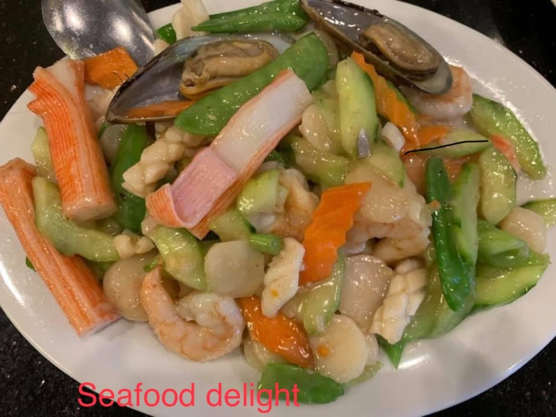 CR13. Seafood Delight