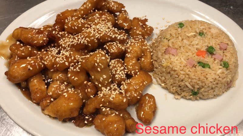 C9. Sesame Chicken