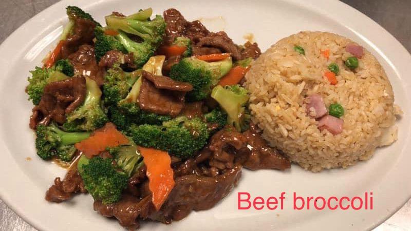D10. Beef Broccoli Image