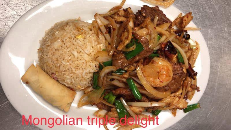 CR3. Mongolian Triple Delight Image
