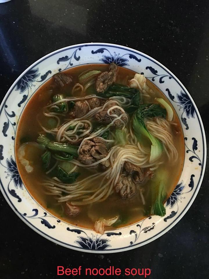 SU9. Beef Noodle Soup Image