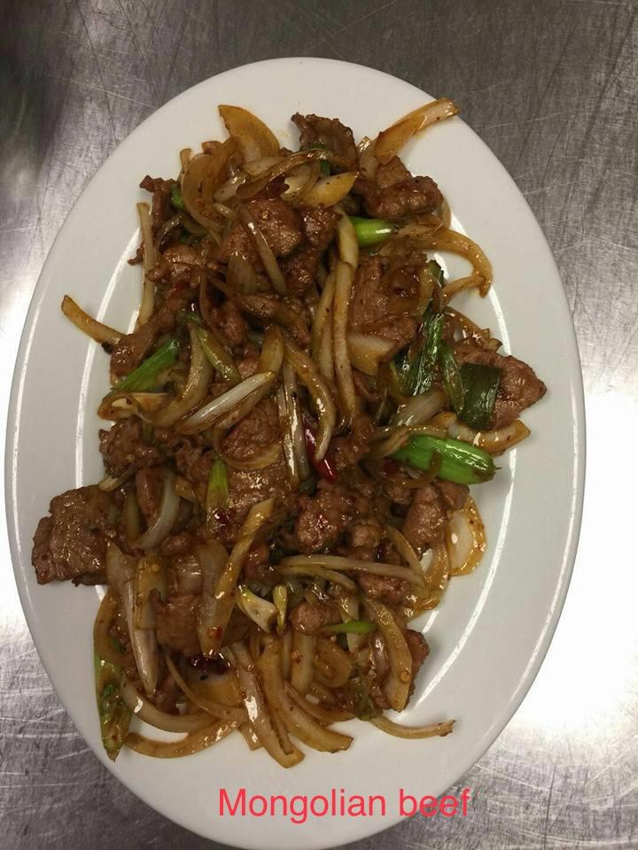 B3. Mongolian Beef Image