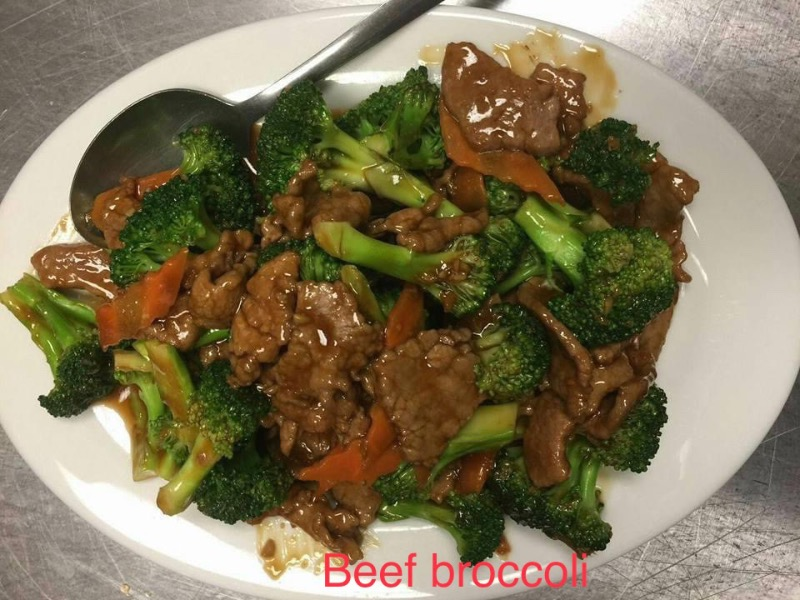 B1. Beef with Broccoli Image