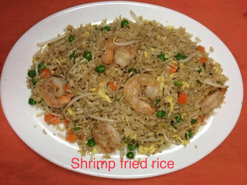 R6. Shrimp Fried Rice Image