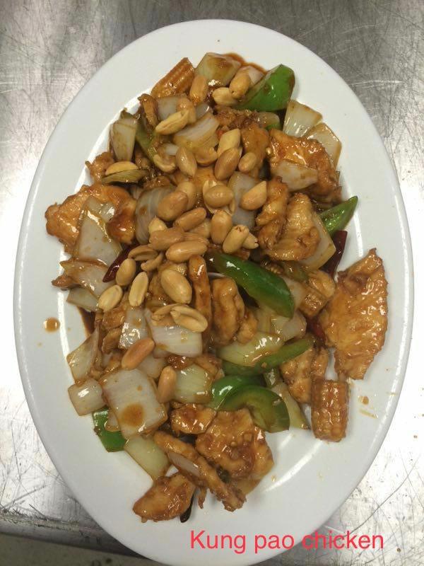 C5. Kung Pao Chicken