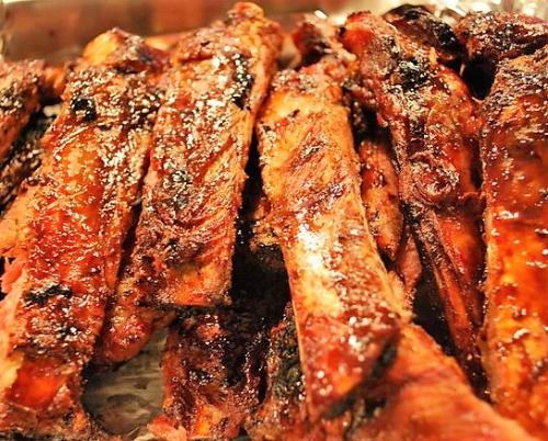 BBQ Pork Ribs Image