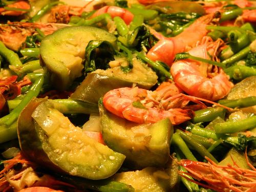 Shrimp Tinak-Tak Image