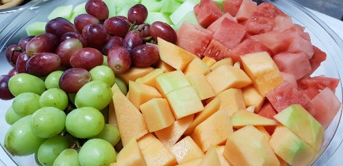 Assorted Melon Tray Image