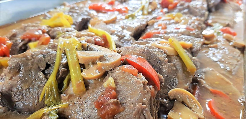 Beef Pot Roast Image