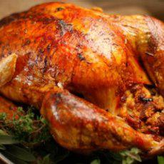 Roast Turkey and Stuffing Image