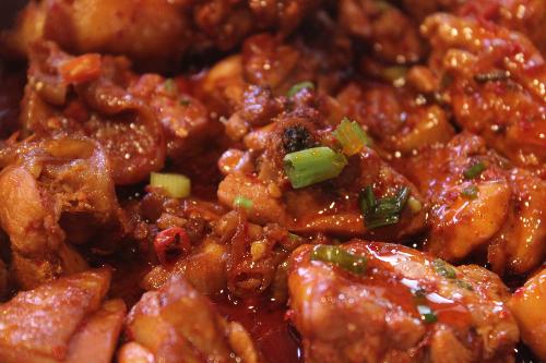 Kadu Pika Monok (Spicy Adobo) Image