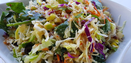 Island Cuisine House Salad Image