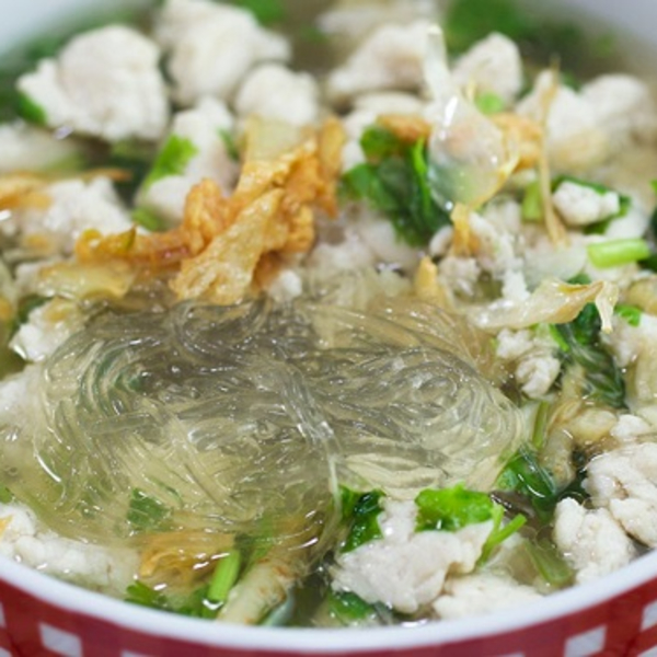 Glass Noodle Soup (Hot Pot) Image