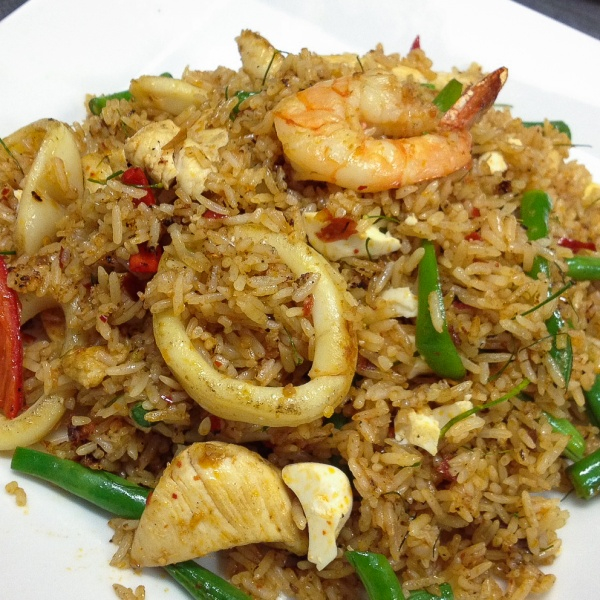 Issara Fried Rice Image