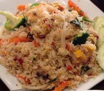Thai Fried Rice Image