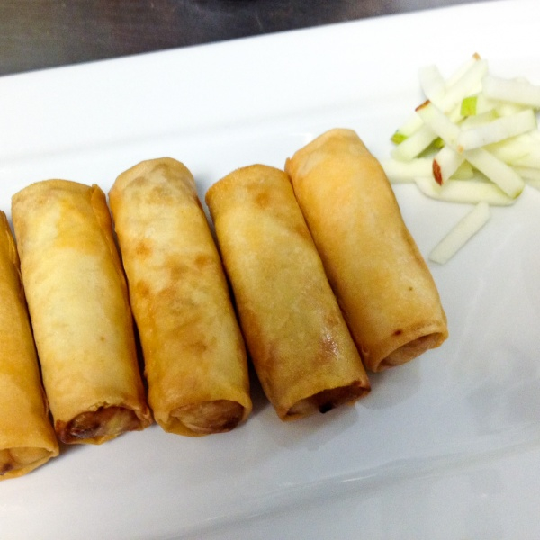 Vegetable Egg Roll Image