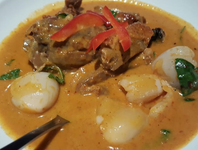 Roasted Duck Curry Image