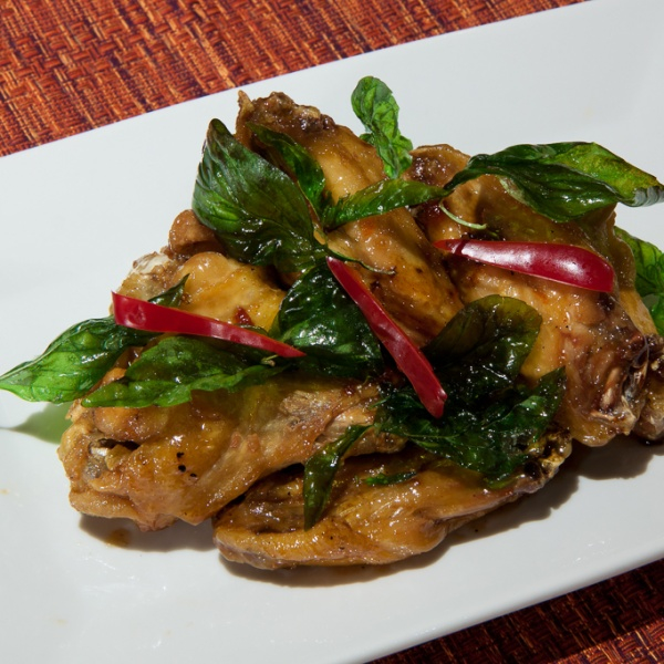 Issara Chicken Wings Image