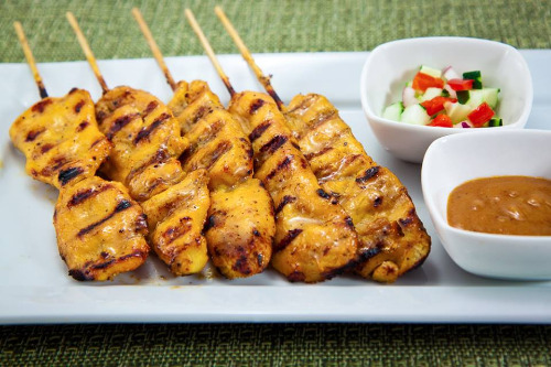 Beef Satay (Catering) Image