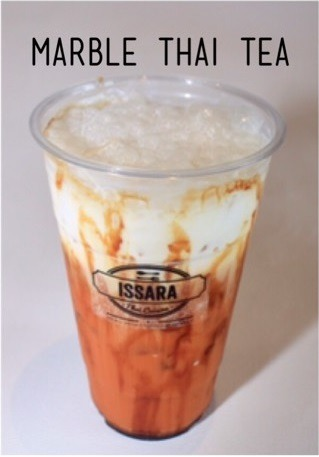 Marble Thai Tea Image