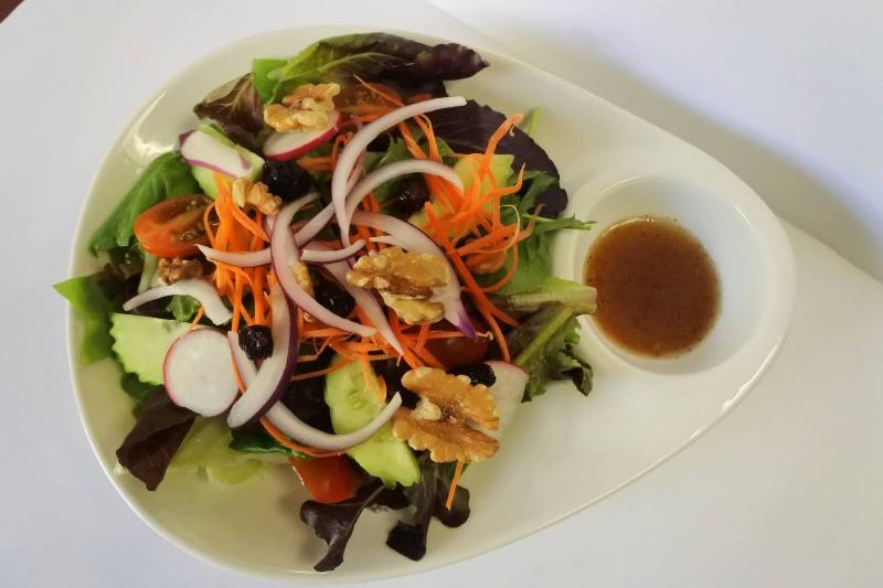 Simple Green Salad Image