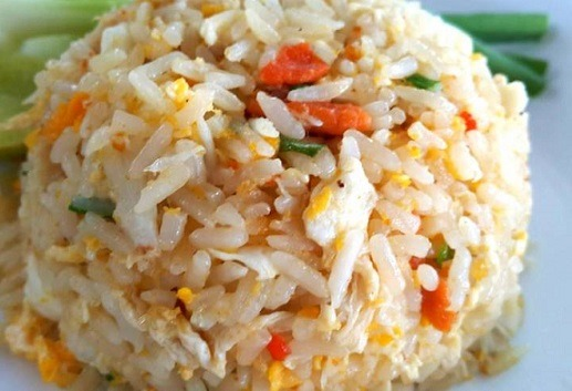 Crab Fried Rice Image