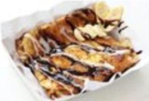 Crispy Roti Sweetened Image