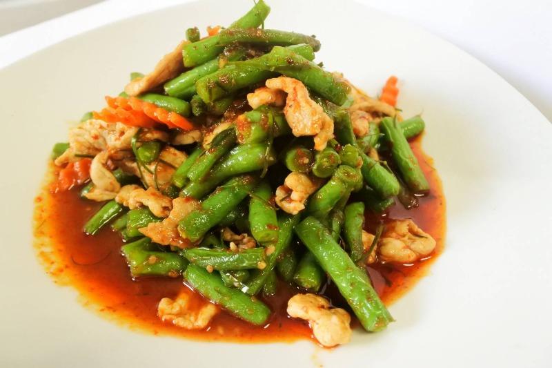 Prik Khing (Lunch)