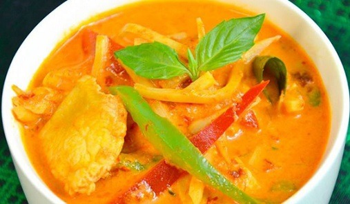 Red Curry (Dinner) Image
