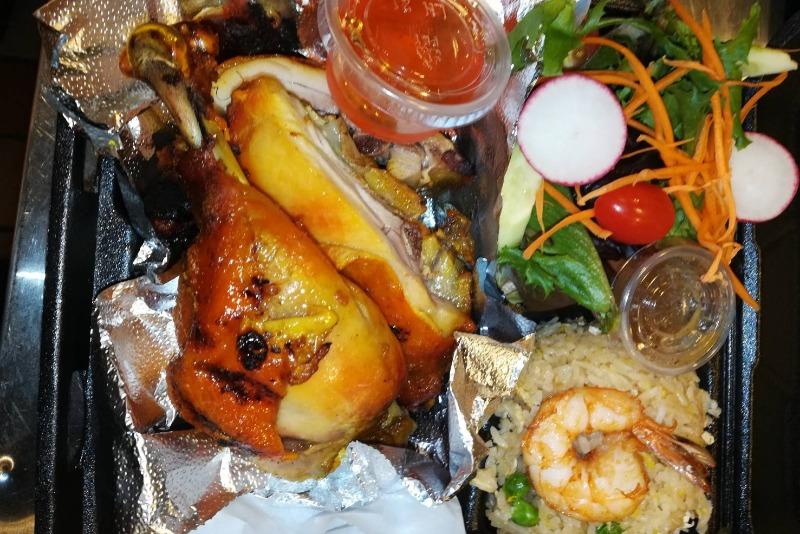 BBQ Chicken (Dinner) Image