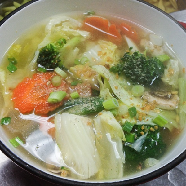 Vegetable Soup Image