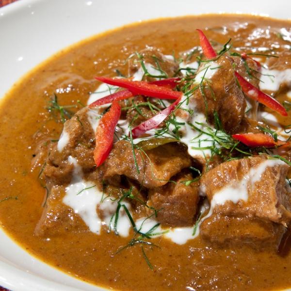 Panang Beef Image