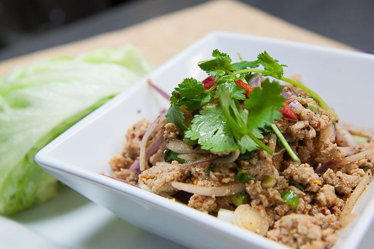 Larb Chicken Image