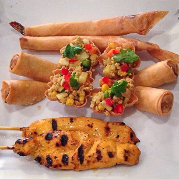 Mixed Appetizer Image