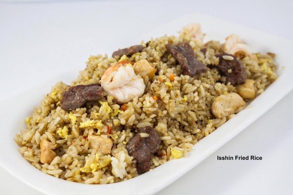 Isshin Fried Rice Image