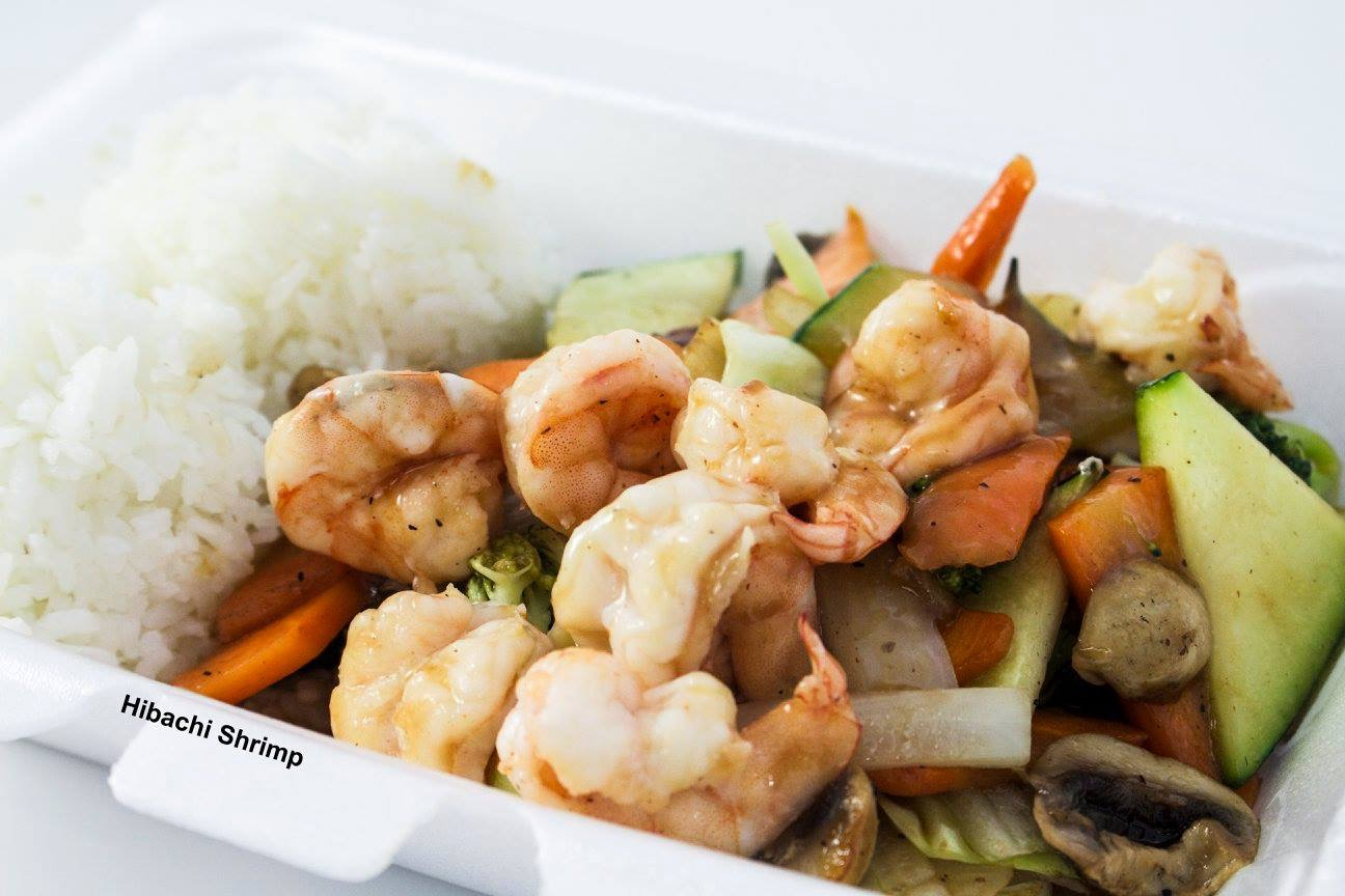 Hibachi Shrimp Image