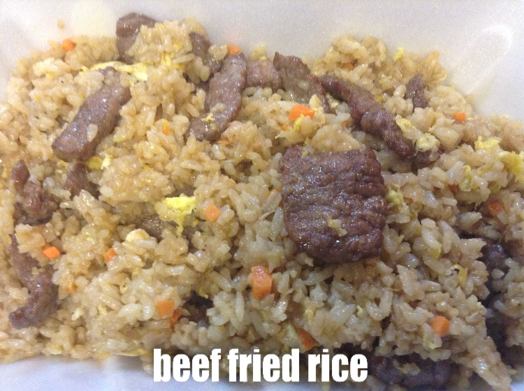 Beef Fried Rice Image