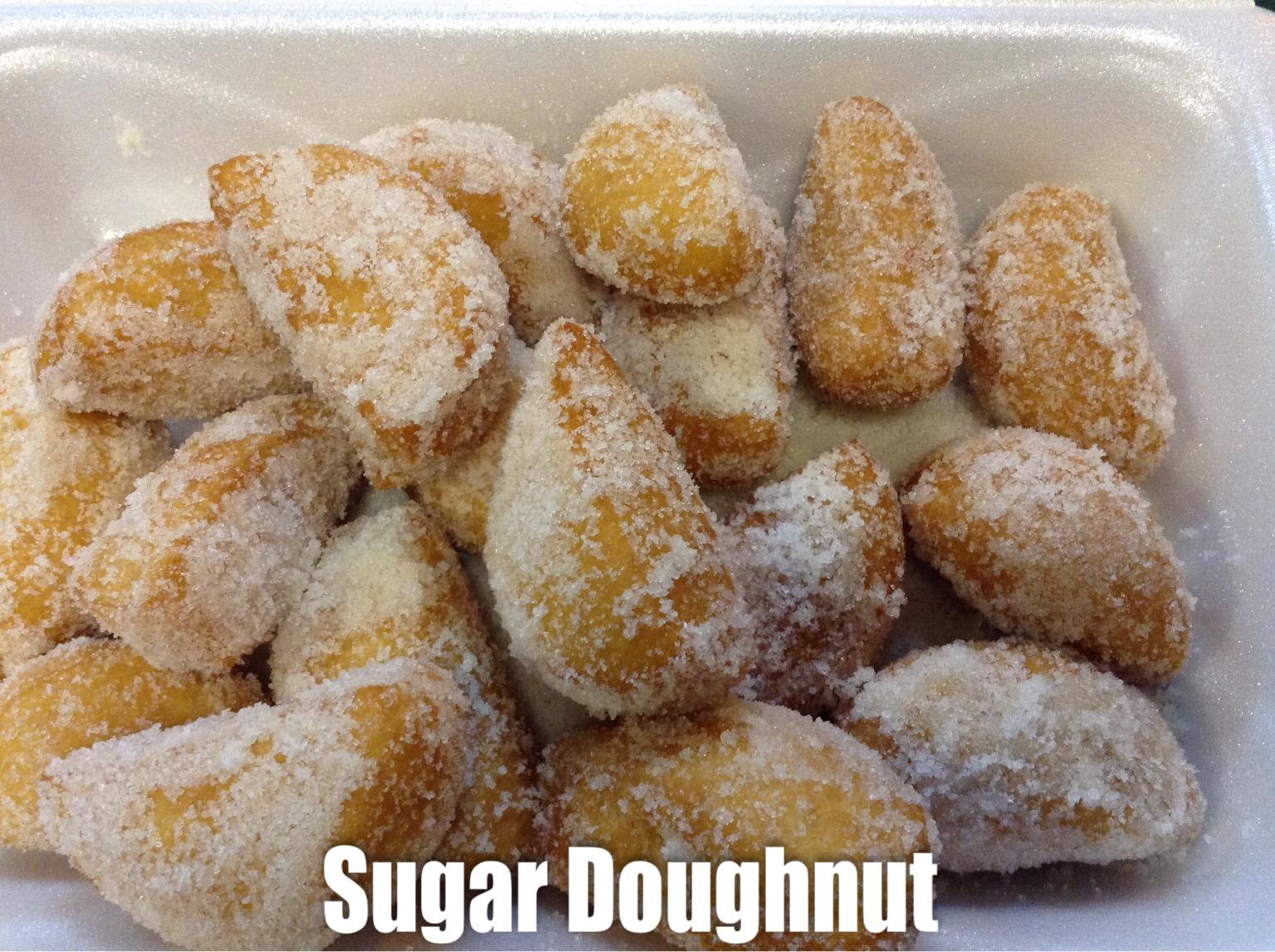 Sugar Doughnut Image