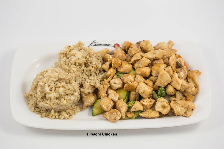 Hibachi Chicken Image
